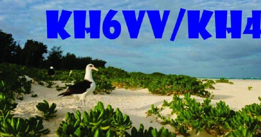 ( INFORMACIÓN ) KH6VV/KH4, Midway Is. 2021  https://t.co/KCrhDEUTkN  #hamradio  #dx  #hamr https://t.co/ml2k1CgCZH