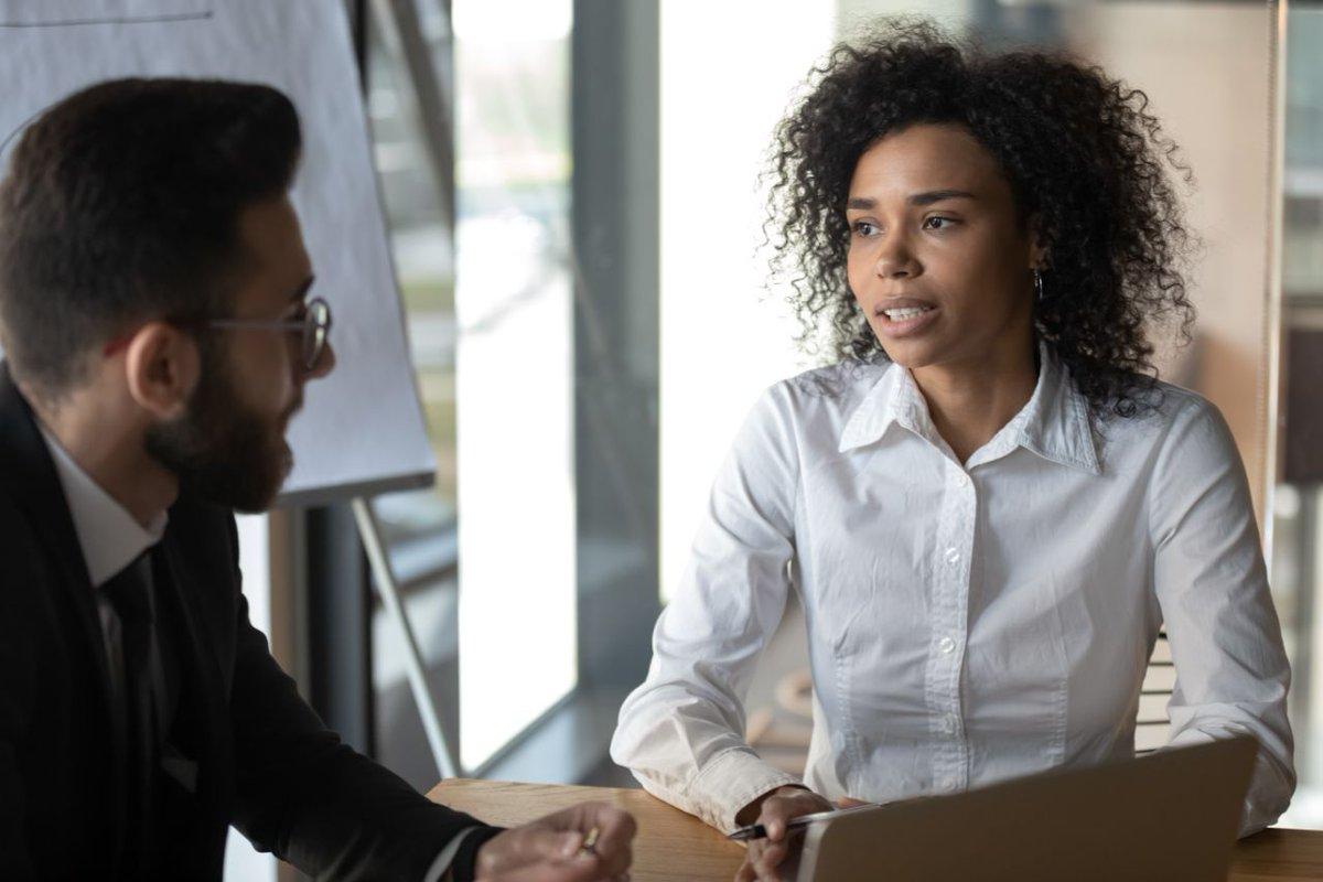 Career coaches break down the challenges black job applicants face  by @denitsa_tsekova