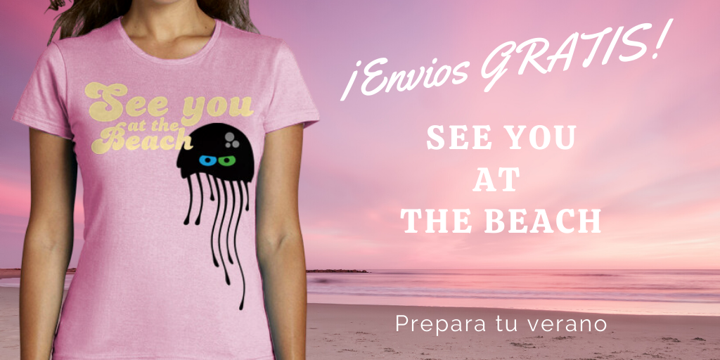 Prepara tus camisetas para este verano  https://www.latostadora.com/gsglitch/medusa_con_texto_see_you_at_the_beach/1393335…  #playas #marina #marinera #medusa #SeeYouSoon #jellyfish #verano #calor #desafio #vacaciones #viaje #mujer #moda #turismo #viajes #mar #amigos #ferias #naturaleza #sol #playa #mar #summervibes #retro #vintagepic.twitter.com/834HjeNqZS