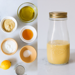Image for the Tweet beginning: This honey mustard dressing could