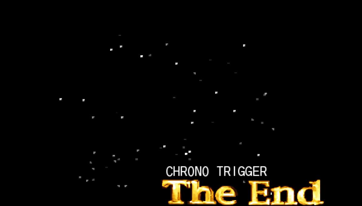 クロノトリガー配信ありがとうございました~(*´ω`*)次元のゆがみ攻略完了😆からの、RTAも無事クリアで、見たかったエンディング「ドリームプロジェクト」も見れました✨今回で本当にクロノトリガー配信は終了となります!また次のRPGで!!アーカイブはコチラ