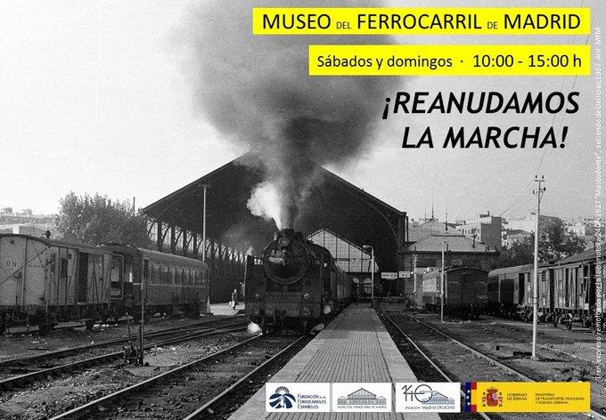 Foto cedida por Museo del Ferrocarril