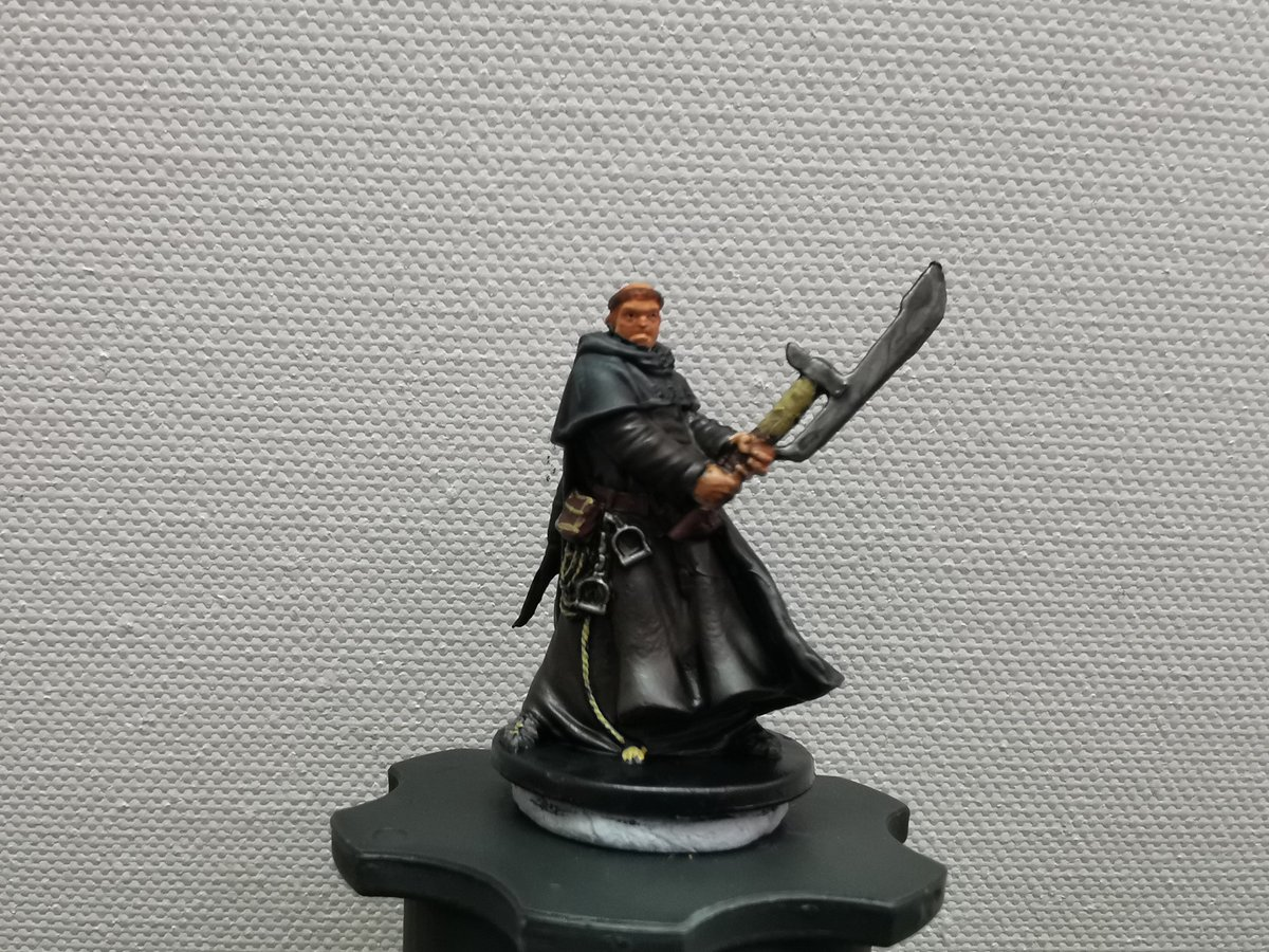 This week I painted Thomas, a warrior monk from Zombicide Green Horde. Check out the video below to see the process. https://t.co/uqfi1WYx9c #miniaturepainting #minipainting #reaper0ll #zombicide #painting #tabletop #boardgames #zomicidegreenhorde #coolminiornot #warriormonk https://t.co/xtH5KenQhi