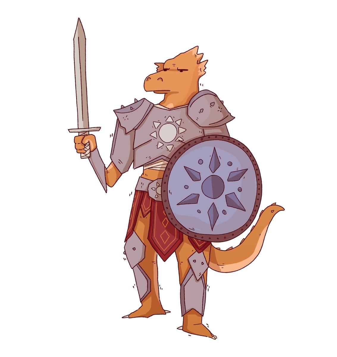ta aí a Azten, uma dragonborn paladina https://t.co/6sU7xy8vrC