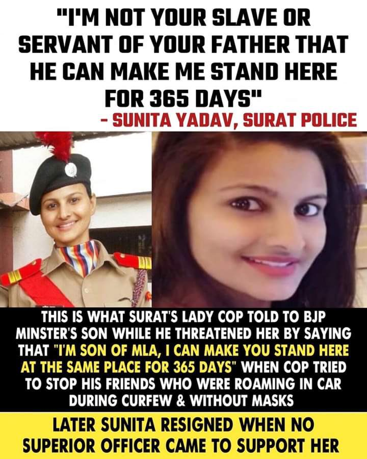 Speak up people. Youth need to concentrate on real issues like this. #Politics #i_support_sunita_yadavpic.twitter.com/XFkbXmwUcJ
