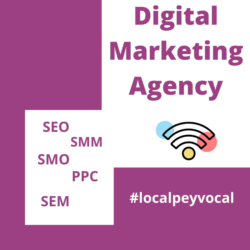 Grow your business through digital marketing solutions. #socialmediamarketing #digitalmarketing #ghaziabad #noida #localpeyvocal https://t.co/bqakESdUIt