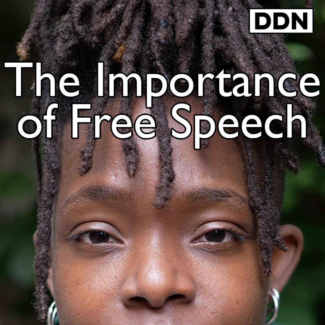 The Importance of Free Speech @Ayishat_Akanbi