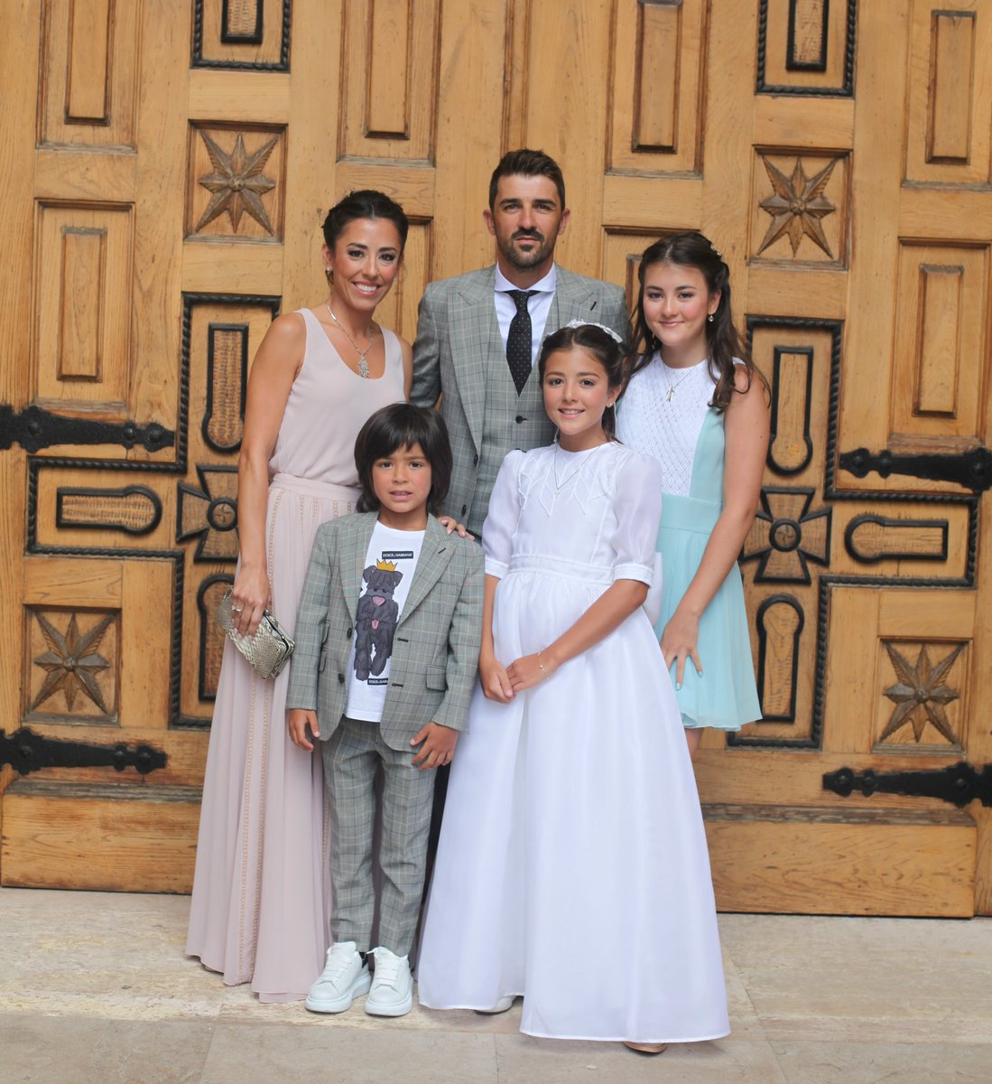 ♥🙏🎉 #olaya #primeracomunion #familia #familygoals #veranoenasturias