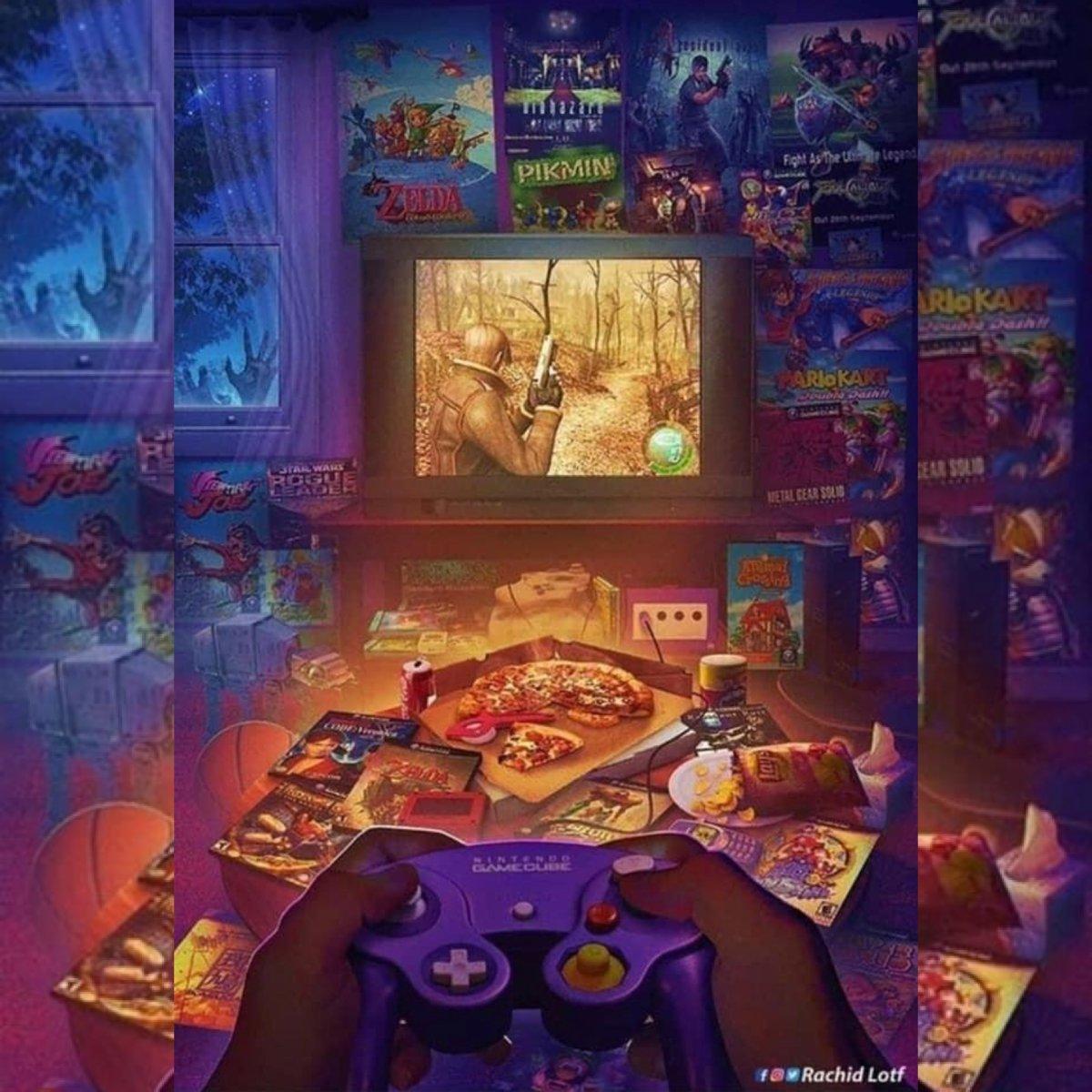 #nintendo #nintendocollection #nintendolife #gamecube #gamer #retrogamer #videogames  #gamertalk #geekgamer #classicgaming #gaming #gamersunite #retrocollector #gamerlife #retrogaming #retro #gaminglifestyle #gamingworld #gamingcommunity #retrogames #gaminglife #jlsgamingpic.twitter.com/m8EuZmKBjy