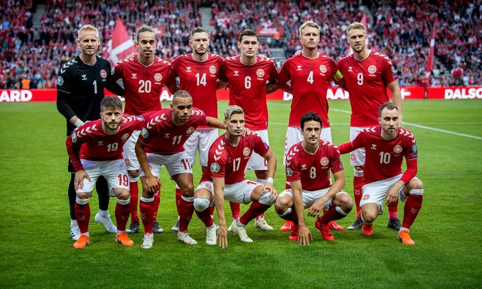 Today Denmark would have been one if the two teams playing the @EURO2020 final at Wembley Stadium😎😎 well, we'll wait for next summer then😂😂 https://t.co/jf1qG9ifjh