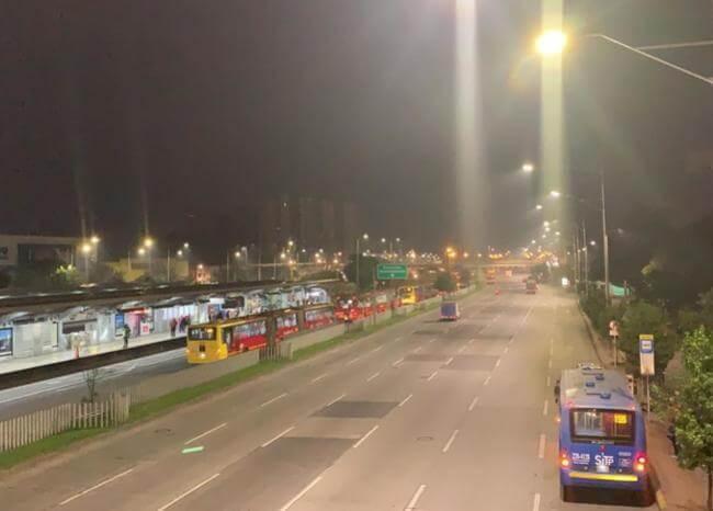 #TopBLU Tenemos previstos 28 cierres para las principales vías de Bogotá: Luis Ernesto Gómez https://t.co/jZcL33nWG4 https://t.co/kQekQodAlq
