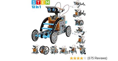 Education Solar Robot Toys  https://t.co/rYpamMNwaX  #amazon #solar #sun #amazondeal #deal #stem #learning #education #robots #toys #pieces #diy #architecture #science #experiment #kids #sunlight #check #power #stem12 #checkout #robottoys #diybuilding #buildingscience https://t.co/eQosZHCGtY