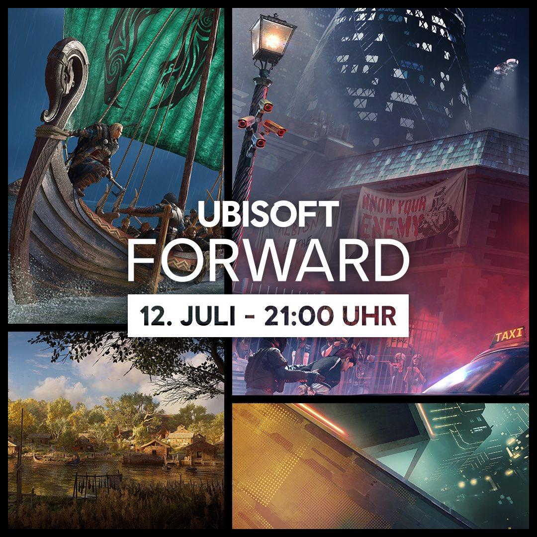 #UbisoftForward