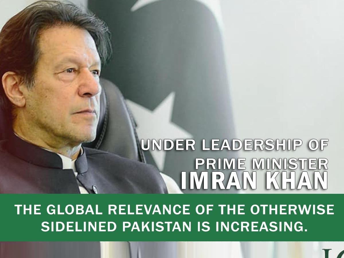 جب قوم کا رہنما نیک نیت ہو تو رہزنوں کا ہر وار خطا جاتا ہے #PMIKTrueAmbassadorOfPakistan https://t.co/Byep0lndhE