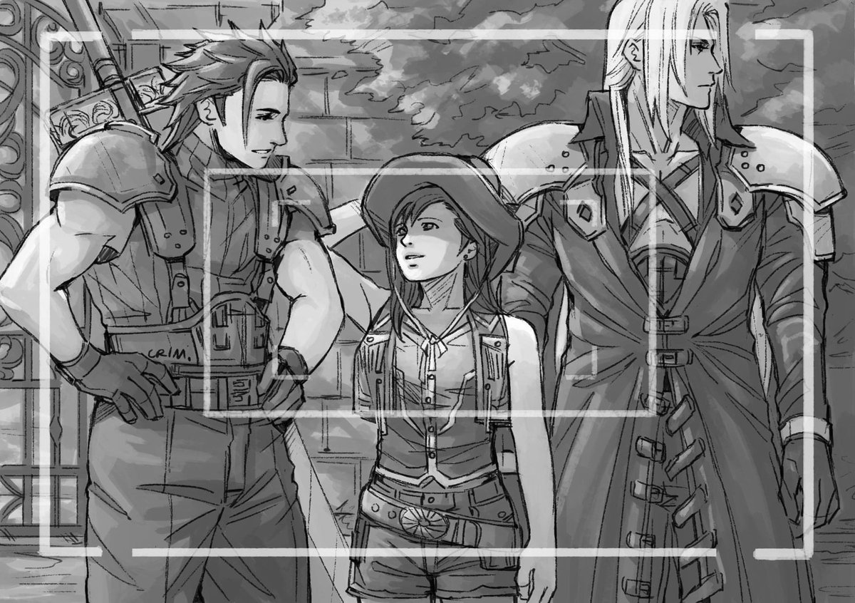 Chapter 11 of 'The Nibelheim Incident' #FF7 #audiobook is now available at #KupoCon. All previous chapters are #free to stream or download. Written by myself. Narrated by @liam_mulvey. Produced by @KupoCon. Illustration by @CrimblySun. Access them here - https://t.co/QbNP5zyiOV https://t.co/JDS1vGvzCe