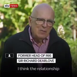 """""""There is a close linkage, undoubtedly, between the Chinese military capability and Huawei."""" Former head of MI6 Sir Richard Dearlove warns about about the inclusion of Huawei in the UKs rollout of 5G. Latest: trib.al/qEoiZ1E"""