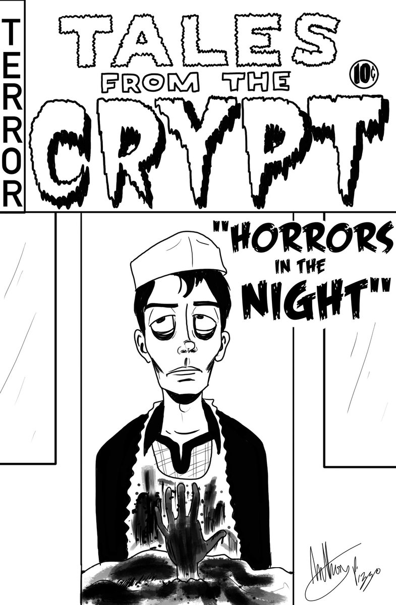 Tales from the Crypt 705 #art #cartoon #drawing #illustration #blackandwhiteillustration #blackandwhiteart #blackandwhitedrawing #blackandwhitecartoon #digitalart #wacomtablet #tv #television #artist #illustrator #sketchaday #artistsoninstagram #talesfromthecrypt #comicspic.twitter.com/6oHNgfgP2l