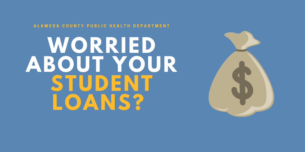Did you know?  Federal student loan borrowers were automatically placed in an administrative forbearance as part of CARES Act. Payments suspended until 9/30/20. Interest rates on all federally held student loans set to zero until 9/30/20. https://t.co/KGKNKRughY @AlamedaCounty https://t.co/NPtjUqr5x0