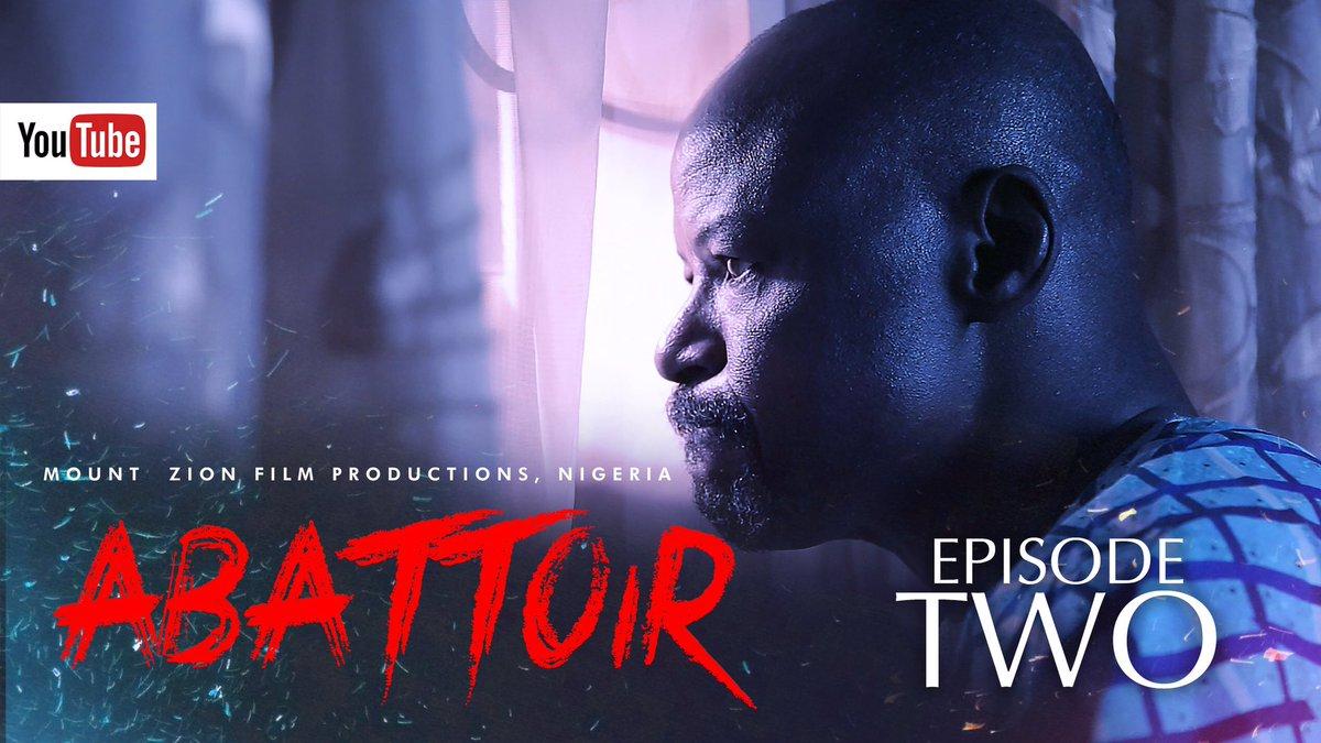 Episode 2 of ABATTOIR is here! 🔥🔥🔥  https://t.co/hjZ149qnpa https://t.co/irZhkACuky