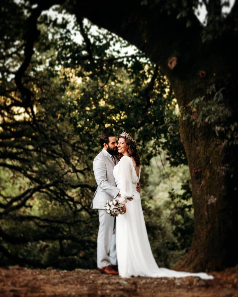 La Sauceda, @franmg88 y @rocio_sdg, reportaje postboda desde el corazón de la Sierra de Cádiz. . . . . . #postboda #pronovias #boda #lovers #photooftheday #instagram #natural #tiara #velo #vestidodenovia #noviasconestilo https://t.co/9UZOAd5K9U https://t.co/qC1Z1weaui