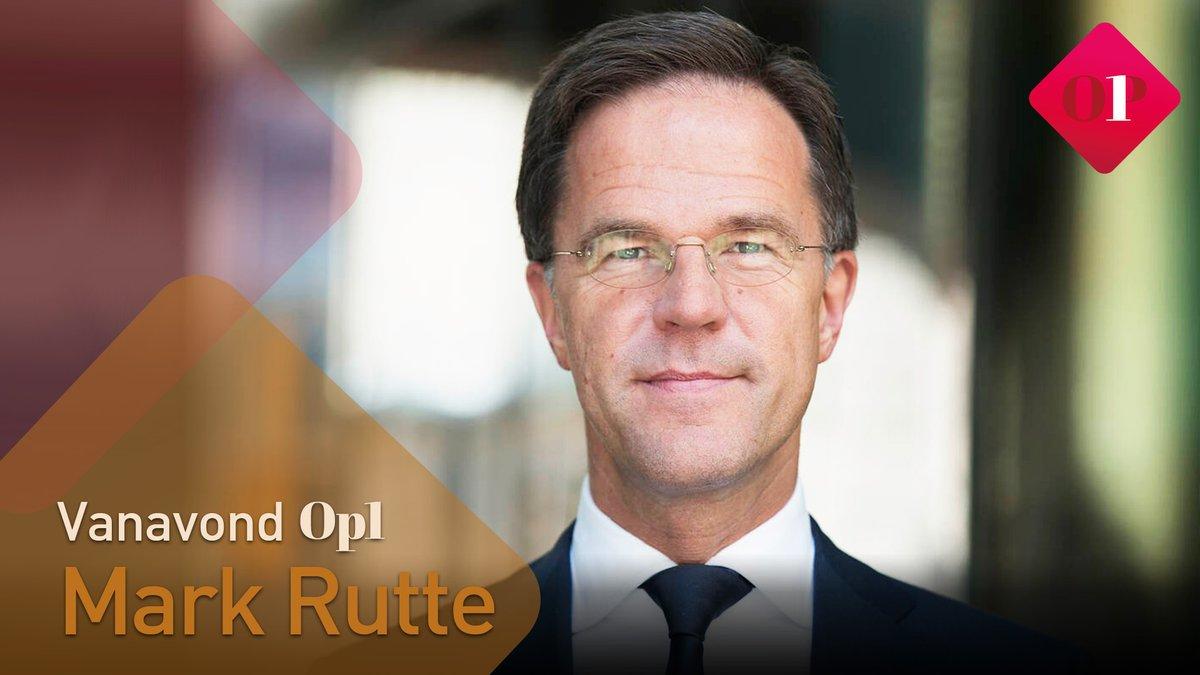 Mark Rutte is te gast in een extra uitzending van #Op1. In zijn eerste grote interview sinds het begin van de #coronacrisis zal de @MinPres ingaan op de grote kwesties waar hij de afgelopen maanden mee te maken heeft gehad. Om 22:10 op @NPO1.  Meer info: https://t.co/bHNy9t1A4F https://t.co/MW7ceQKbIg