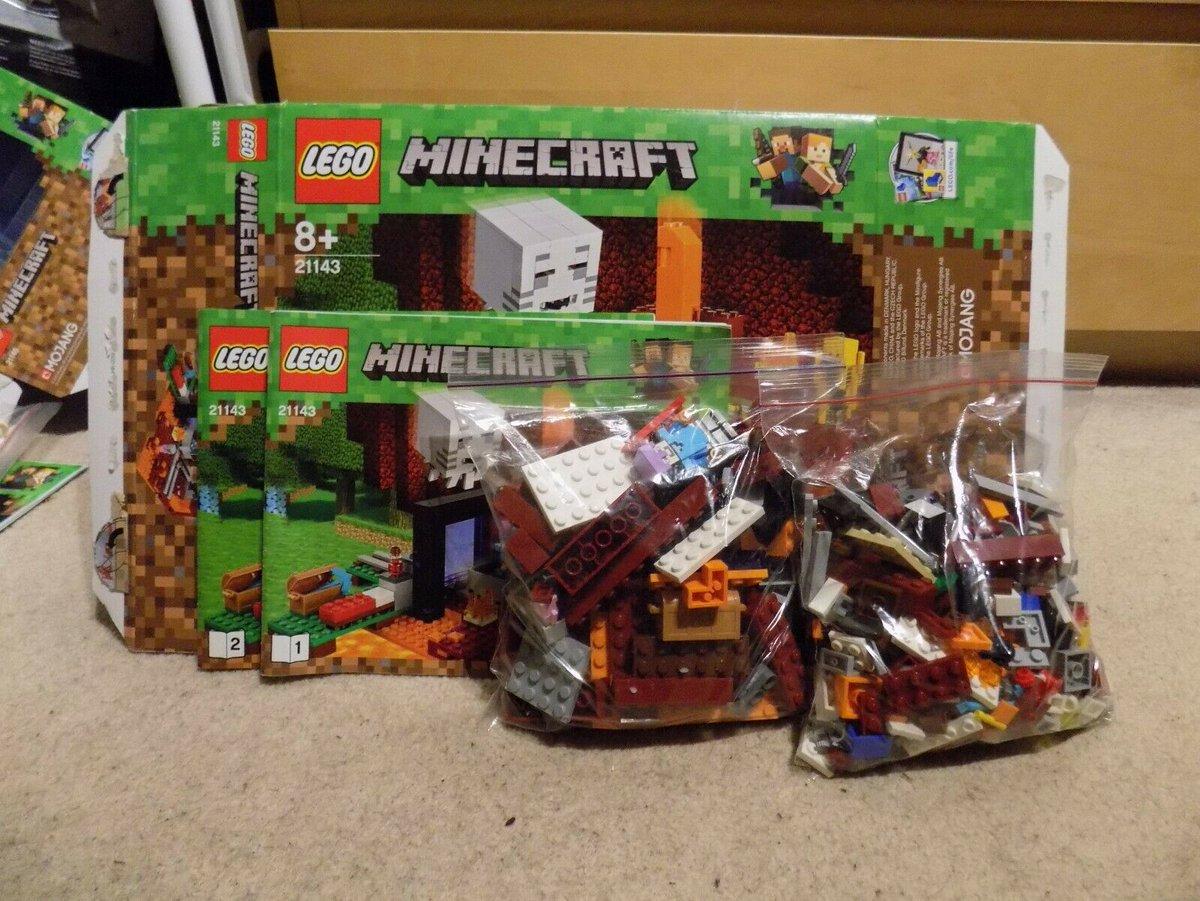 LEGO #Minecraft The Nether Portal (21143) #eBay https://rover.ebay.com/rover/1/710-53481-19255-0/1?icep_ff3=2&pub=5575211678&toolid=10001&campid=5338702366&customid=193550244066&icep_item=193550244066&ipn=psmain&icep_vectorid=229508&kwid=902099&mtid=824&kw=lg&nordt=true…pic.twitter.com/iKbE333zXv