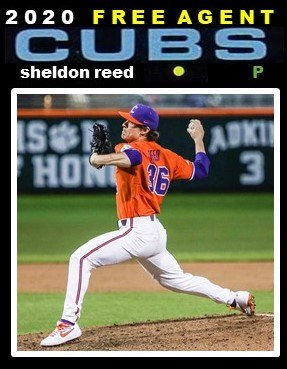 Prospect Profile: Sheldon Reed Is a High-Power Low-Mileage Arm