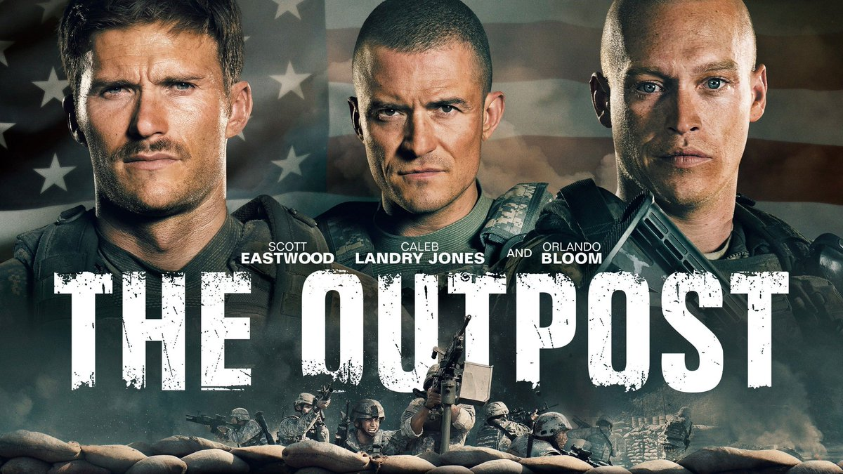 """After you purchase and watch @RodLurie's brilliant movie The Outpost, based on the true story chronicled by @jaketapper, make sure you watch the 30 minute documentary on its making that you will find in the """"Extras"""" section."""
