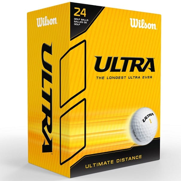 Wilson Staff Ultra LUE Ultimate Distance 2-Piece Mens Golf Balls Pack Of 24 for just £18.99..........thats 79p a ball !! Purchase yours now...... ow.ly/TyKa50AtQaM