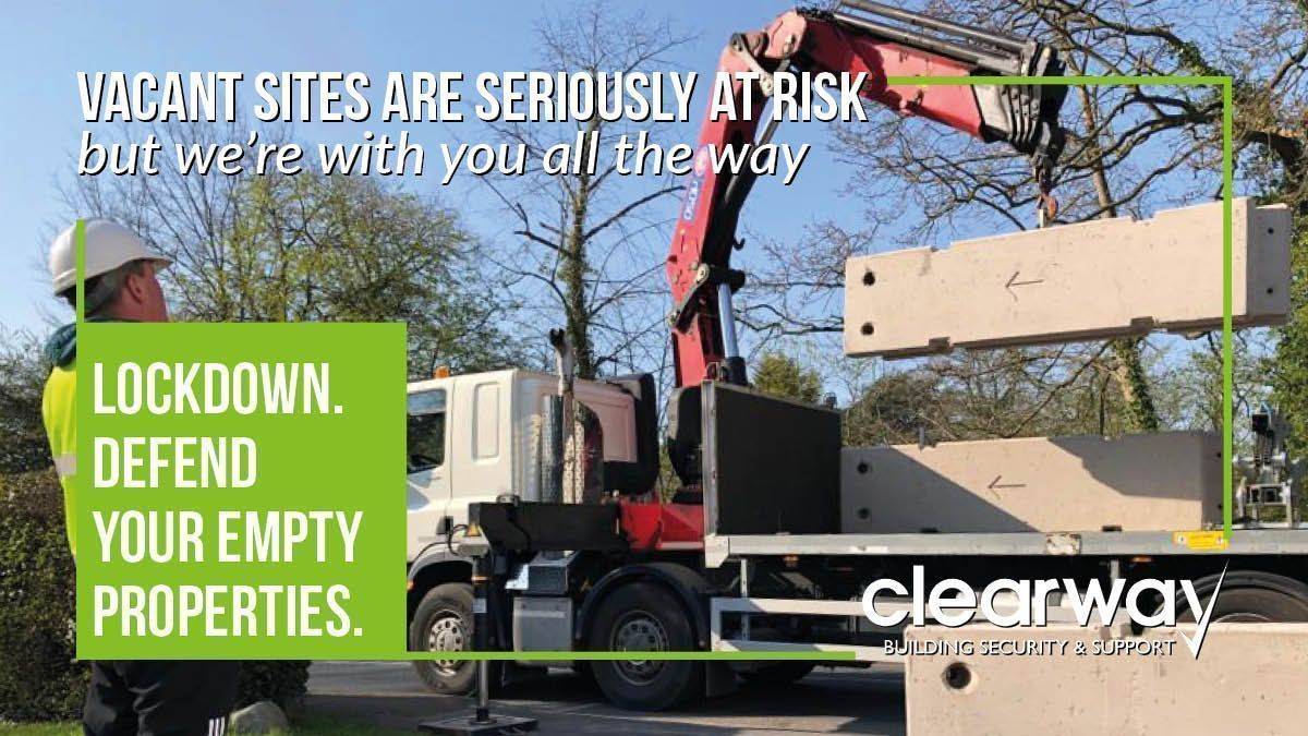 CONCRETE BARRIERS provide instant, effective protection against fly-tipping and illegal occupation of land and open spaces.   Call us on 01322 479652. Website: https://buff.ly/3d2uBXy   #security #coronaviris #FridayThoughts #fridayfeelings #fridaymotivation #FridayVibespic.twitter.com/S40owWVgsZ