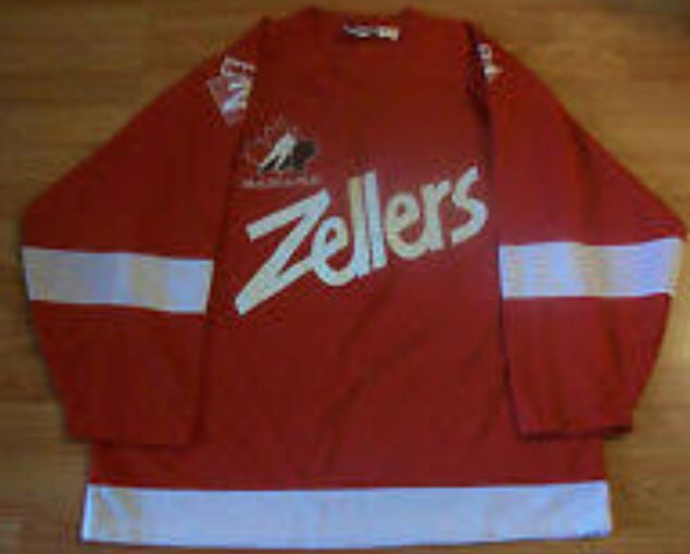 It is officialy official! The NHL has selected Edmonton as a Hub City as well as Toronto. A team of former Zellers employees from each host city will enter into the Stanley Cup round Robin tournament with the original Zeddy as the coach. Go Team Zellers!