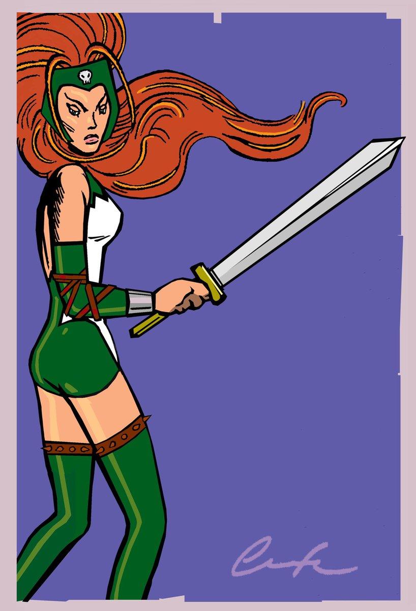 #onThisDay in 1994 #Artemis debuted in #WonderWoman #comics #90 #champion of #nomadic #BanaMighdall #tribeOfAmazons separateFromOriginalGroupWhoWorshipped #GrecoRomanGods traveledThru #SouthAmericaAndAfrica beforeSettling in #Egypt #tookOnWonderWomanRole 4time #mistress #herBlade https://t.co/kHTJhEUKOU