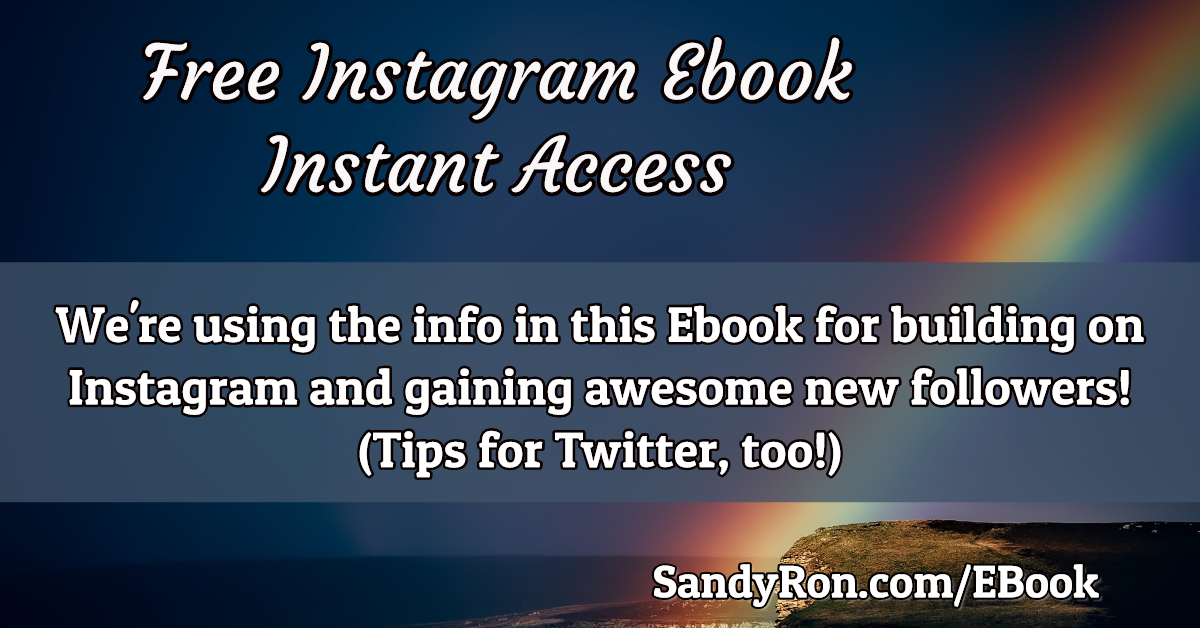 😃😃😃 Insta PDF Ebook, packed to the hilt with awesome guidance & tips. You can get instant access here: https://t.co/Ezsbr2S4Bf 🌷🌷🌷 #businessnetworking #internetbusiness #entreprenuerlife https://t.co/9OGg9wuIaP