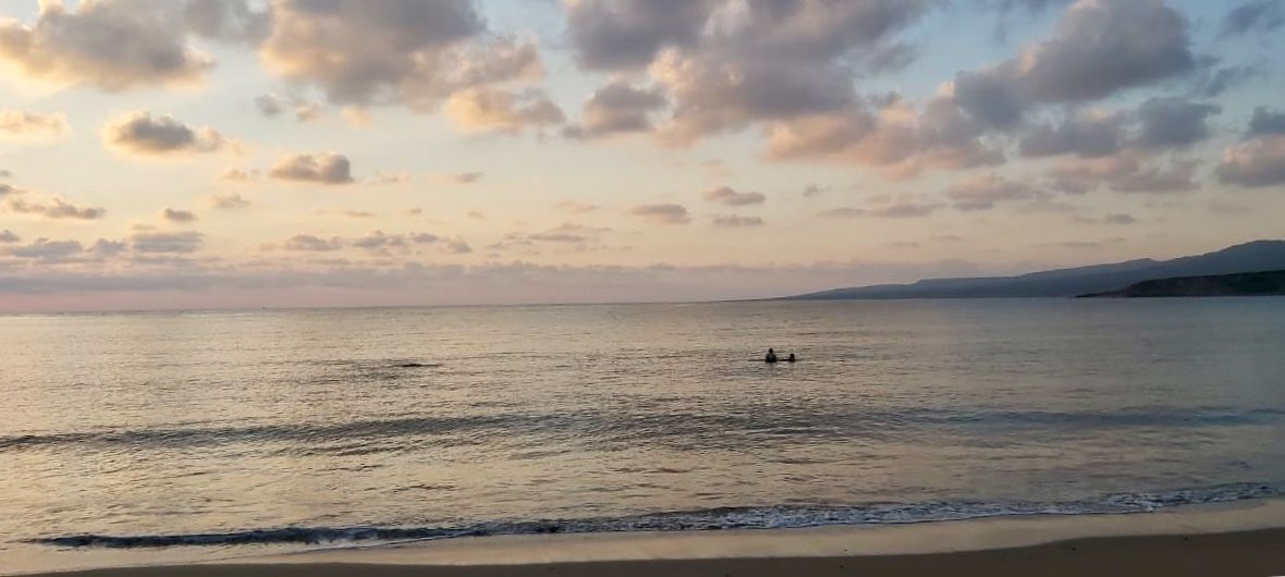Sometimes, the simplest things – like some alone time at the beach — are the ones that stay with you.  📍Paphos, #Cyprus   📸 @Cyprus4Holidays  #travel #Paphos #Pafos #Akamas #wanderlust #Cyprus4Holidays https://t.co/6Pd1GrGnCl