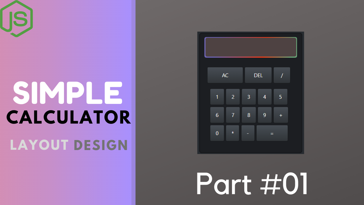 Learn to build a simple calculator layout by watching this Tutorial...<br>http://pic.twitter.com/xDFTiiNQsN