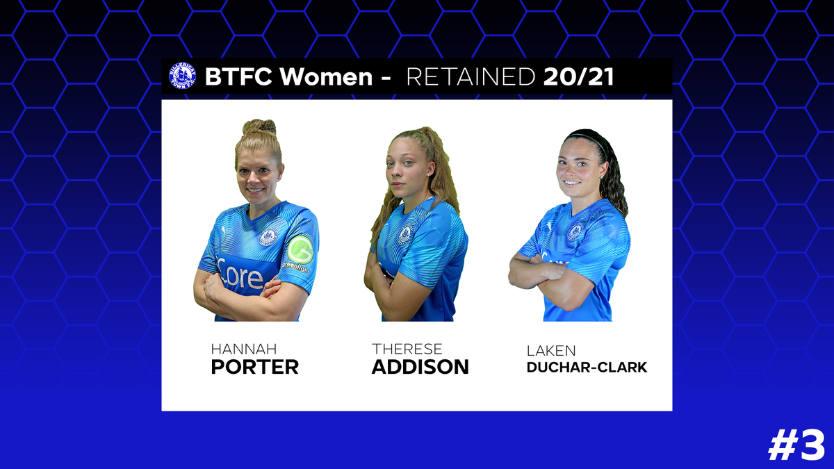 20/21 RETAINED  Here is pt.3 of our retained list for the 20/21 @FAWNL campaign!  @HannPorter  @thereseaddison9  @LLSducharclark https://t.co/oeMVHZ0mdr