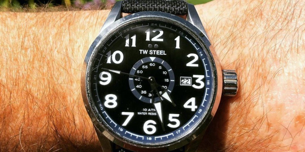 This timepiece is built for the journey - the Volante never goes out of style.  Show us your favourite timepiece. For the chance to feature on our social, take a picture and tag it #myTWSteel. 👇  #TWSteel #Volante #Timepiece #WatchLovers #Watch #WatchCollection https://t.co/QuwqSnWZ0i
