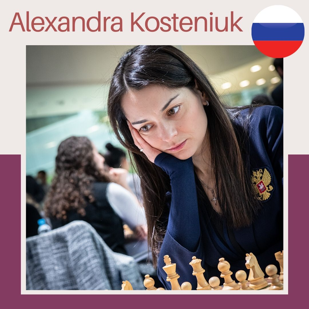 test Twitter Media - Women's #SpeedChess Grand Prix, Leg 3:  Alexandra Kosteniuk @chessqueen beats Sarasadat Khadamalsharieh 7-4 in the match for the third place and claims 6 GP points. https://t.co/JPsjAWlf19