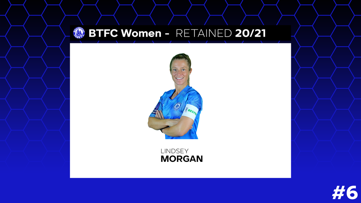 SIKE!  You thought that was it, our final retainee of the day is club captain Lindsey Morgan! https://t.co/l5VnA5cf8w