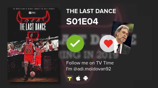 I've just watched episode S01E04 (9.94/10) of The Last Dance! #lastdance  #tvtime https://t.co/Iaqbf9pYbV https://t.co/UfmQBvuxDk