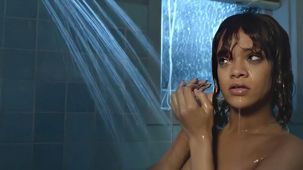 """Stills of Rihanna from """"Bates Motel"""" (2017) <br>http://pic.twitter.com/b5P7C8DGyc"""