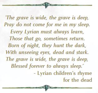 Lyrian Childrens' Rhyme #Nighthaunt #Warhammer #AoS #AgeofSigmar #Warmongers #WarhammerCommunity https://t.co/KaLWhEVNJZ