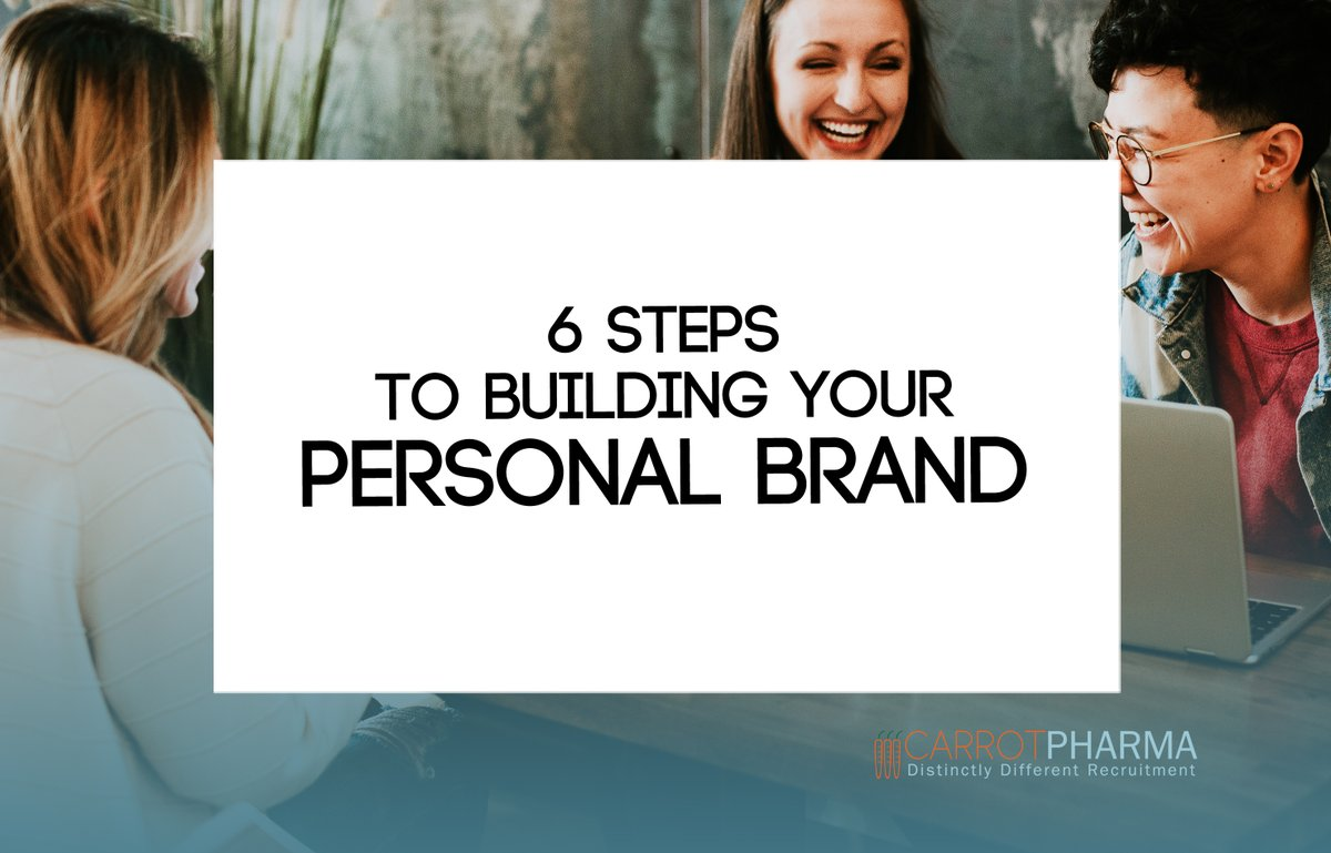 How do you build a personal brand in recruitment that resonates with your candidates? In our blog we have highlighted 6 key steps to do this. Take a look! https://t.co/VeuFnF0OgO #toptips #recruitmentadvice https://t.co/aMe5qUjDtj