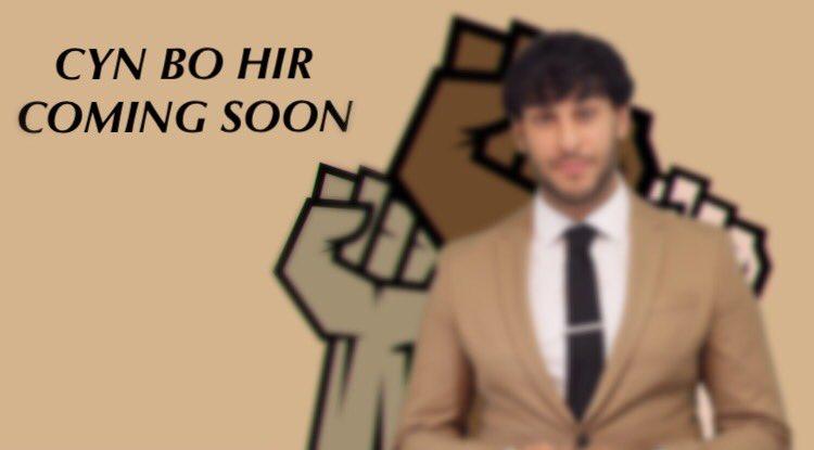 Cadwch lygaid allan. Cyn bo hir... Keep a look out. Coming soon.. The next venture is on it's way!👀💪🏽