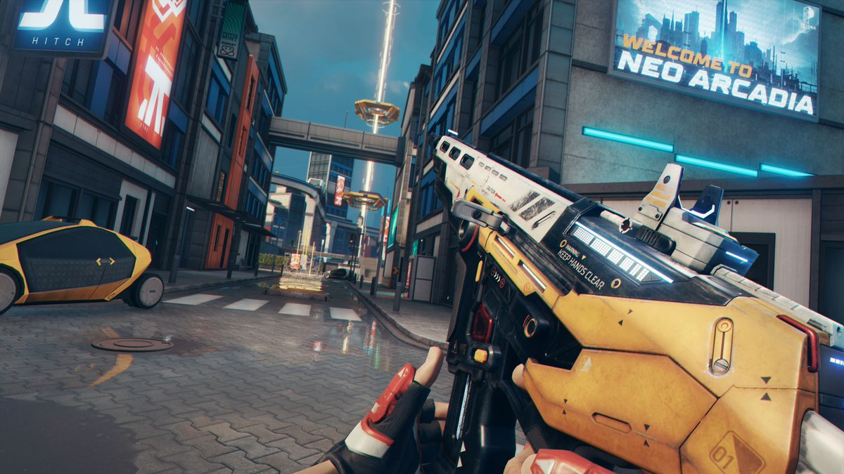 Ubisoft's new battle royale game, Hyper Scape goes into open beta today polygon.com/2020/7/12/2132…
