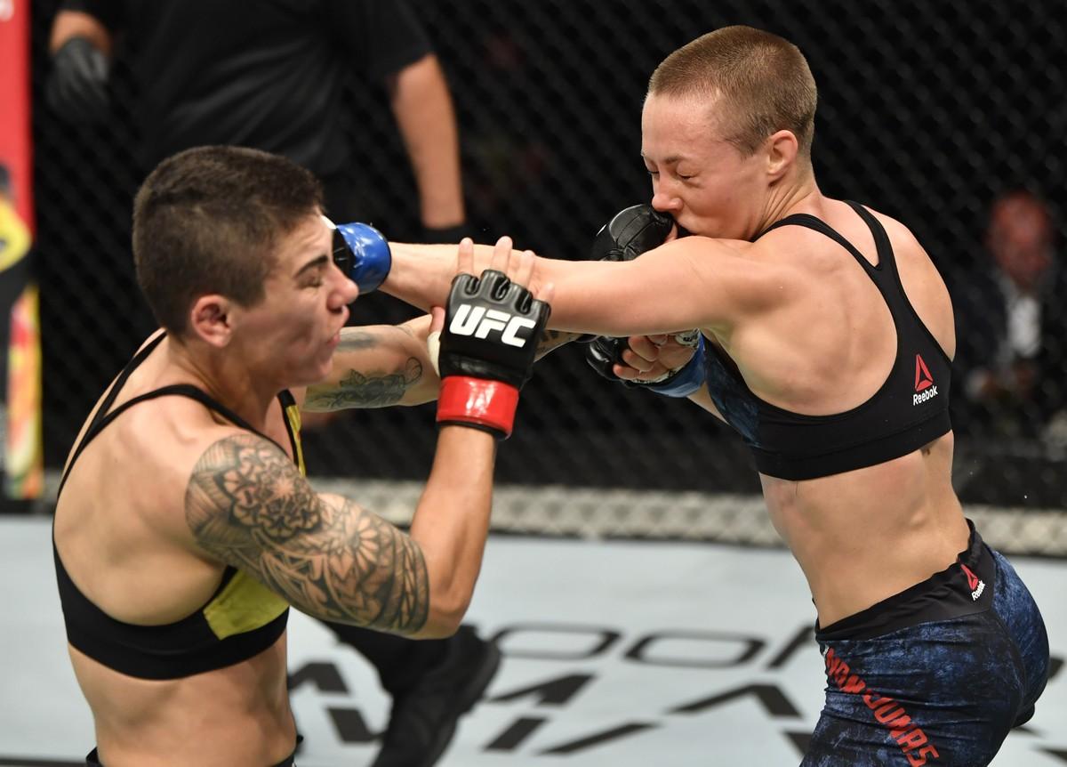 """Namajunas e Bate-Estaca fazem a """"Luta da Noite"""" do UFC 251 e ganham bônus de US$ 50 mil https://t.co/3jXLglynzm https://t.co/Qo8FYoKBVh"""