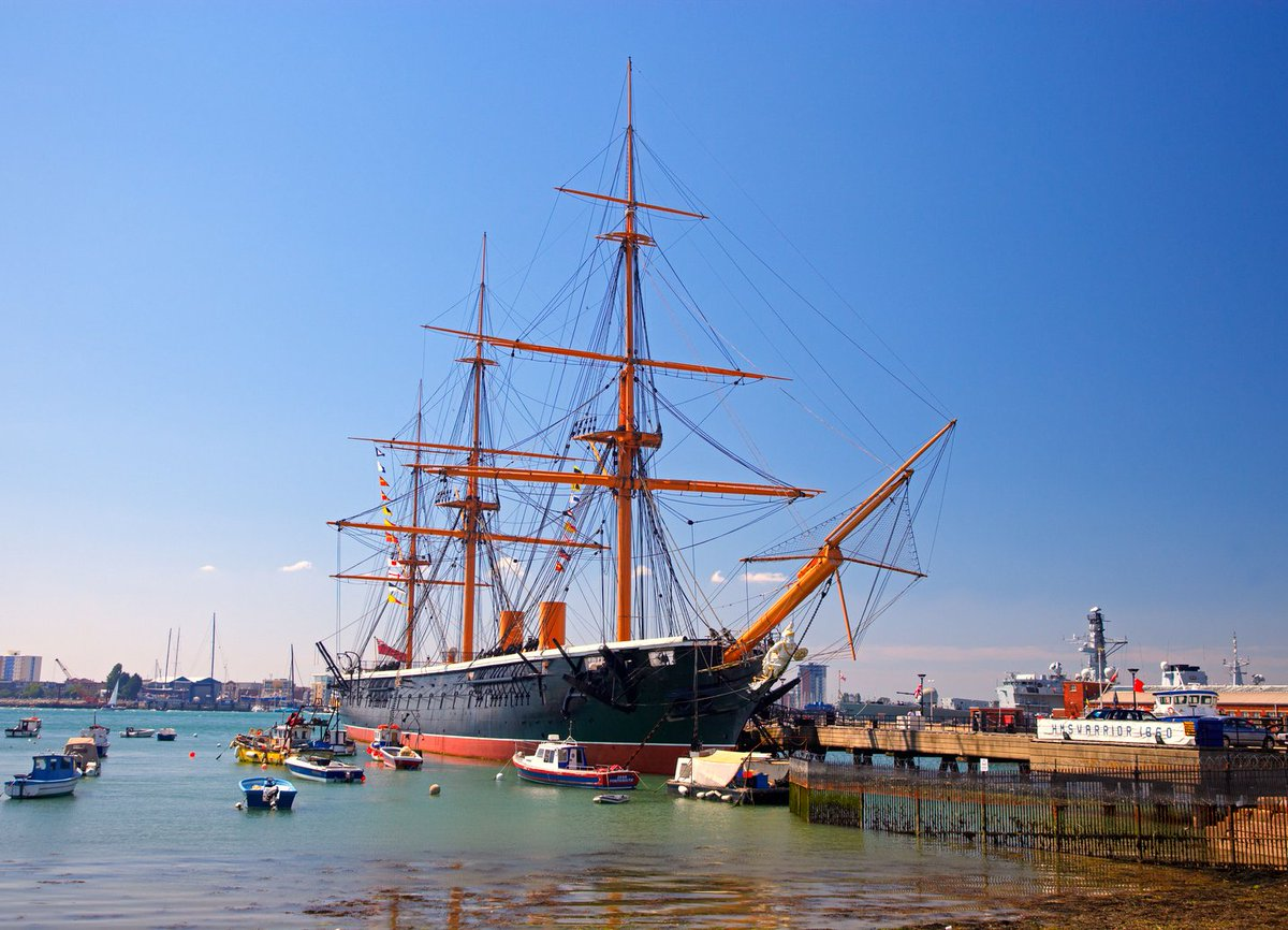 Plenty of new projects currently in the production line at @HistoryHit. Richborough, HMS Warrior and more! Signup today and get 30 days free (£5.99 a month thereafter) 👉