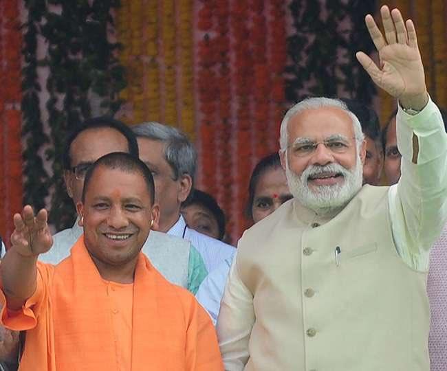 Game changer of indian politics. #मोदी_योगी_का_जलवा #Politics pic.twitter.com/edJajd1SiC