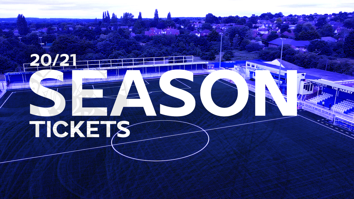 EARLY BIRD OFFER  Get your 20/21 season tickets NOW before the offer ends on the 31st!  - Priority entry to potentially attendance restricted games - FREE entry to all Women, U18/23s, Colts and Girls matches held at New Lodge ⚽️💙  LINK👇 https://t.co/B2sqDaphbv https://t.co/bc9VRx4NID