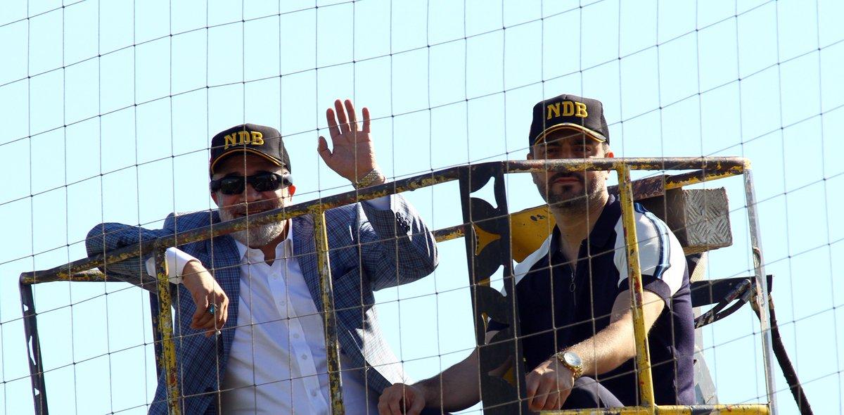 Adana Demirspor sevgisini yaşamak için zamanın ve mekanın önemi yoktur. Başkanımız Murat Sancak, C.G Ümraniyespor maçını stadyum dışında vinç yardımı ile oluşturulan platformun  üzerinde izledi ve takımımıza destek verdi. Teşekkürler Büyük Başkan. https://t.co/wdUsyRGXme